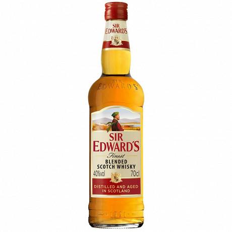 Sir edward's scotch whisky 70cl 40%vol