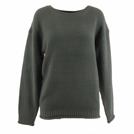 Pull manches longues femme NAVY T50\52