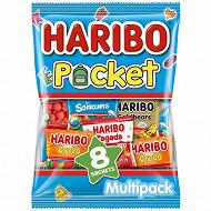 Haribo pocket sachet multipack 380g