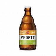 Vedett ipa 33cl bière blonde india pale ale 5.5% Vol.