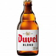 Duvel bière de spécialité Belge 33 cl 8,5% Vol.