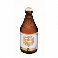 Bière de Chimay blanche triple 33 cl 8% Vol.