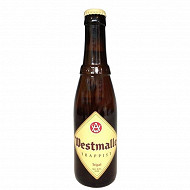 Westmalle triple bière 33 cl 9,5% Vol.