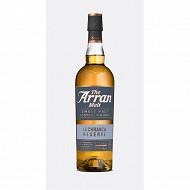 Whisky Arranl lochranza 70cl 43%vol