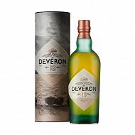 The deveron whisky ecossais single malt 18 ans 70cl 40%vol