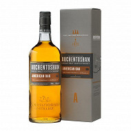 Auchentoshan américain oak whisky 70cl 40% vol