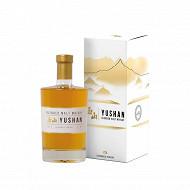 Yushan taiwanese blended malt whisky 70cl 40%vol + étui