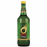 Météor pils bière en pack 75 cl 5% Vol.