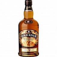 Gold River rare whisky réserve 70 cl 30% Vol.