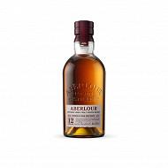 Aberlour whisky single malt 12 ans 70cl 40%vol sous canister
