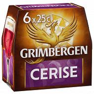 Grimbergen kriek 6 x 25 cl 6%vol