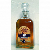Theo Preiss carafe whisky alsacien blended 70cl 40%vol