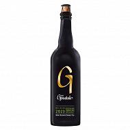 """La """"g"""" de goudale bière blonde bouteille 75cl 7.9%vol"""