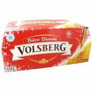 Volsberg valisette pur malt 24x25cl 4.2%vol