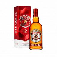 Blended scotch whisky Chivas 12 ans 1L 40%vol