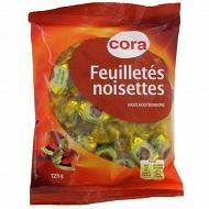 Cora feuilletés noisettes 125 g