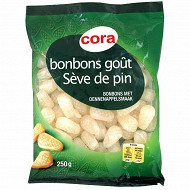 Cora bonbons sève de pin 250g