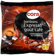 Cora bonbons expresso goût café 250g