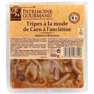 Patrimoine gourmand tripes à la mode de Caen à l'ancienne 500g