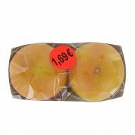 Pomelos sunrise 2 fruits