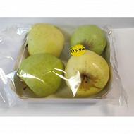 Pomme barquette 4 fruits