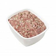 Lanque de porc vinaigrette