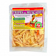 Tripes cuisinees au muscadet 500g Metras