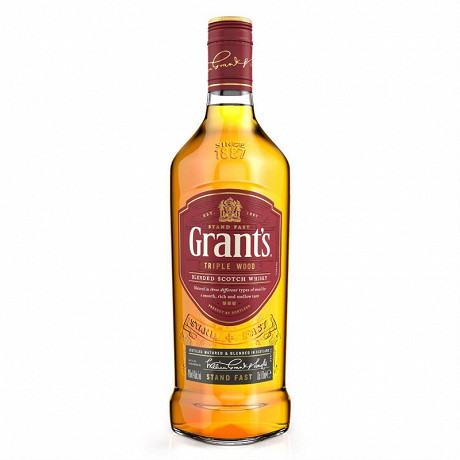 Grant's triple wood scotch whisky 70cl 40%vol