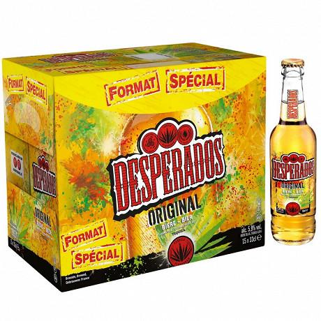 Desperados pack 15x33 5.9%vol