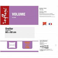 "Influx oreiller 60x60 ""volume"""