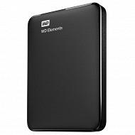 Western digital Disque dur externe 2.5P 2TO usb 3.0 WDBU6Y0020BBK-WESN