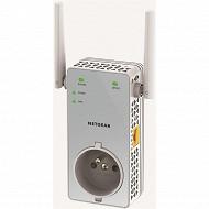 Netgear Répéteur wifi ac750 avec prise EX3800-100FRS