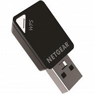 Netgear Mini clé usb dual band ac 600 A6100-100PES