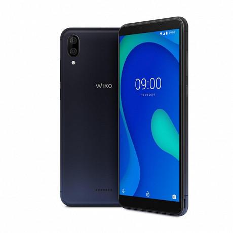 "Smartphone 5.99"" Y80 LS ANTHRACITE BLEU"