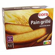 Cora pain grillé 24 tranches 500g