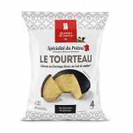 Légende du Poitou le tourteau fromagé 250g