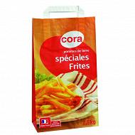 Cora pomme de terre spéciales frites 2,5kg