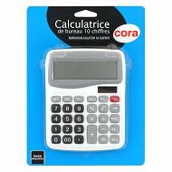 Cora calculatrice de bureau 10 chiffres