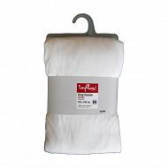Influx drap housse 140x190 jersey blanc