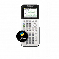 Calculatrice graphique TI 83 Premium ce edition python
