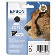 Epson Cartouche d'encre T0711 Guépard Noir
