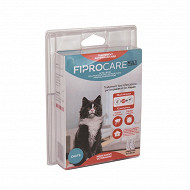 Fiprocare  pipette antiparasitaire x 2 chat