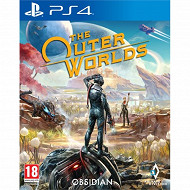Jeu ps4 the outer worlds