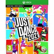 Jeu xone just dance 2021