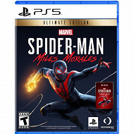 Jeu ps5 marvel s spider man miles morales ultimate edition