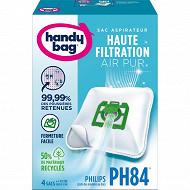 Handy bag sac aspirateur PH84
