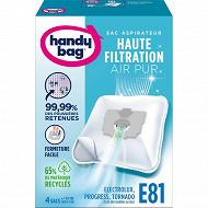 Handy bag sac aspirateur E81