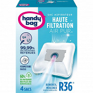 Handy bag sac aspirateur R36