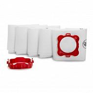 Rowenta boite de 5 wonderbag compact WB305120