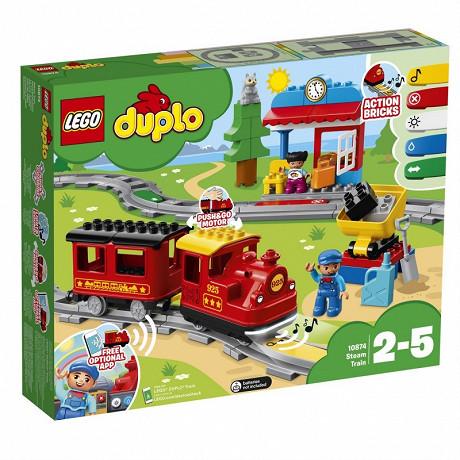 10874 Le train à vapeur